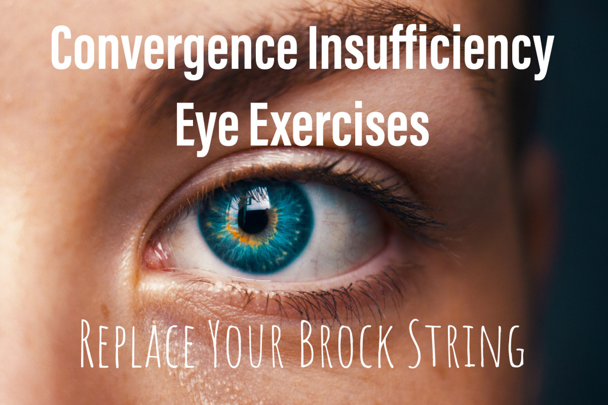 Convergence Insufficiency Eye Exercises, Replace Your Brock String