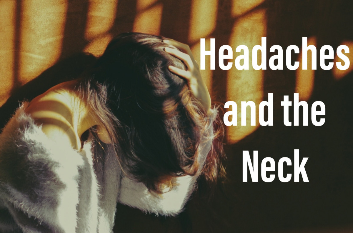 Massage treatment for headaches