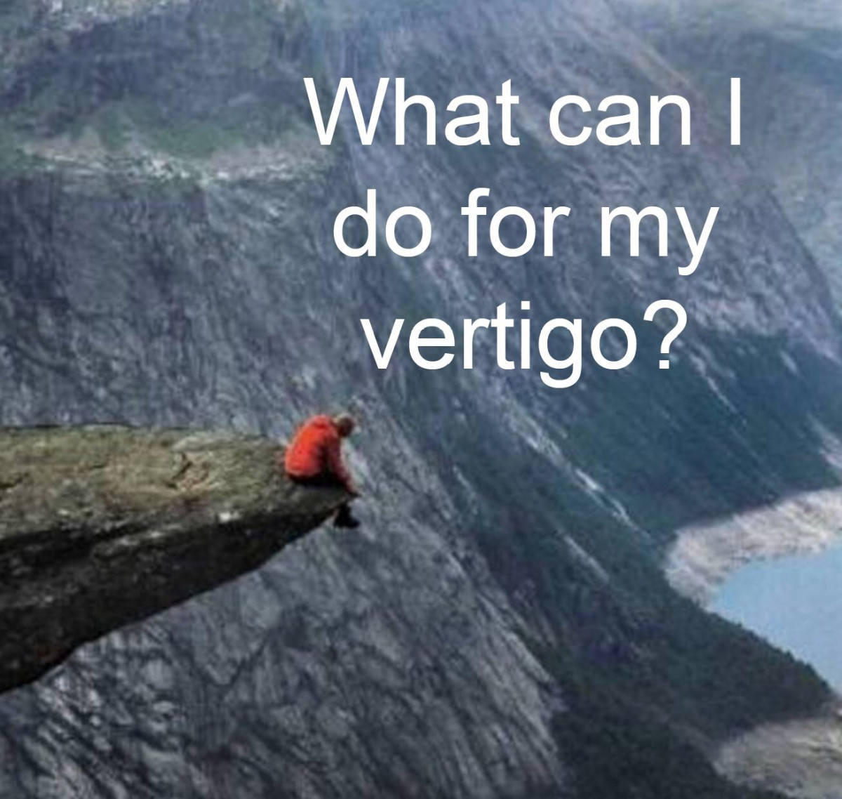 What is vertigo and what can I do for it?