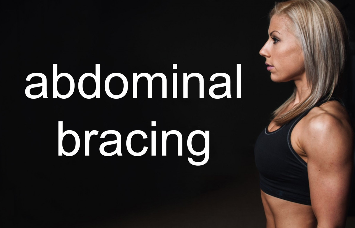COR Strength abdominal bracing