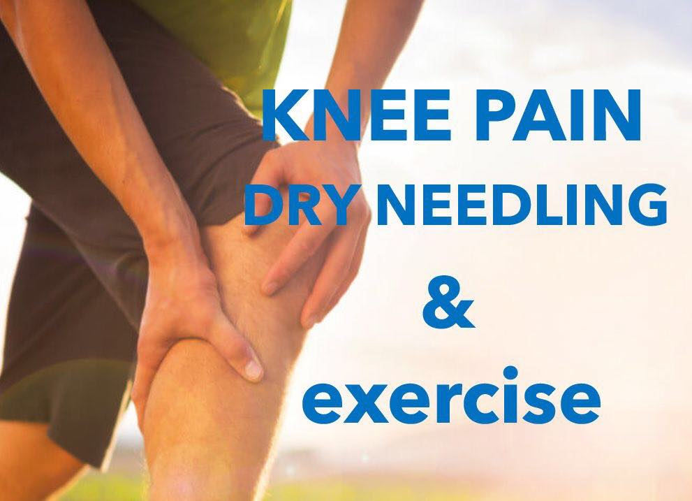 Dry needling and Exercise After
