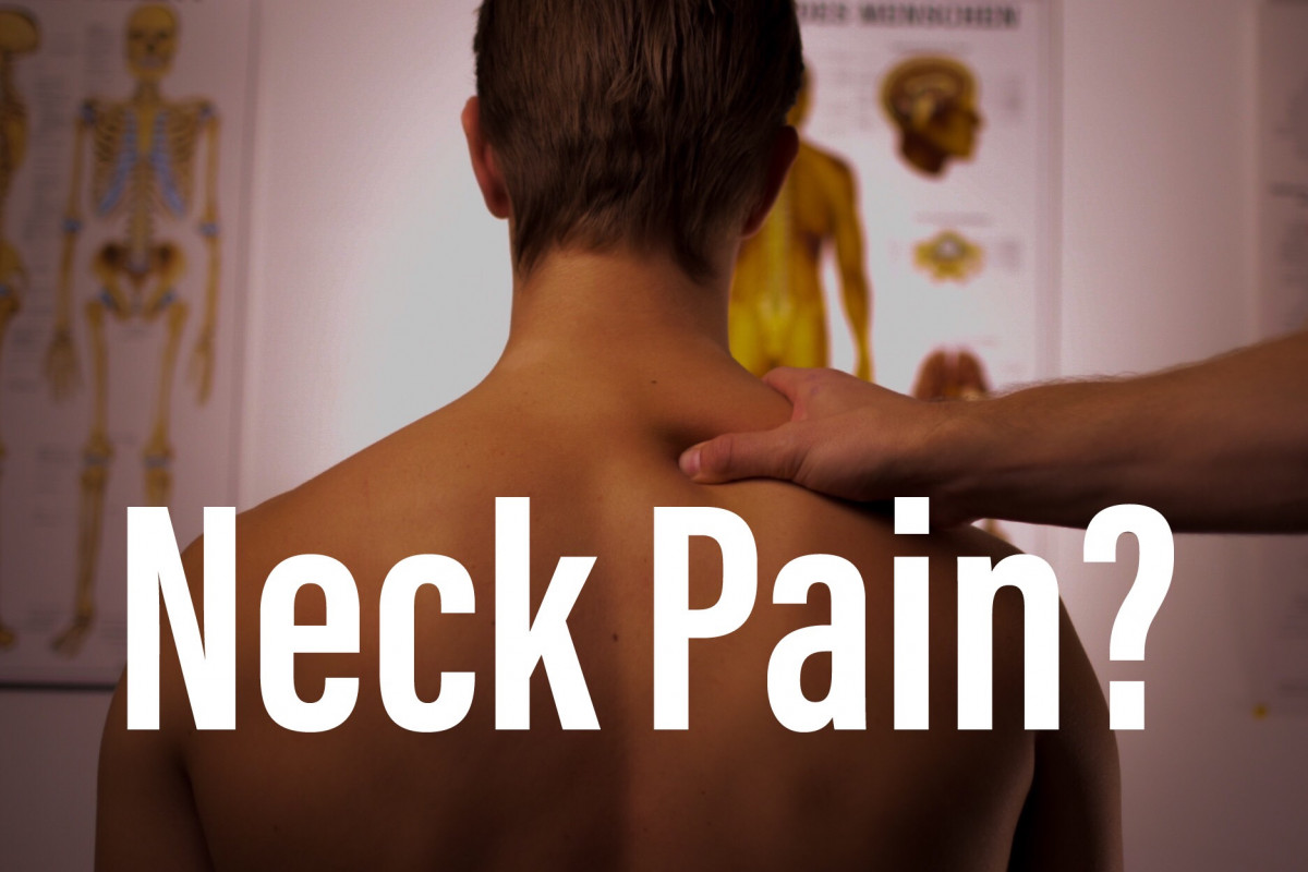 Got neck pain? What to look for and what you can do