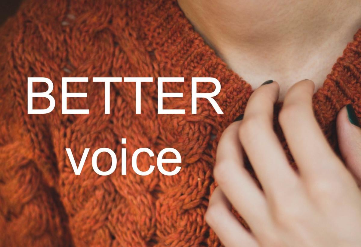 Hoarse Voice