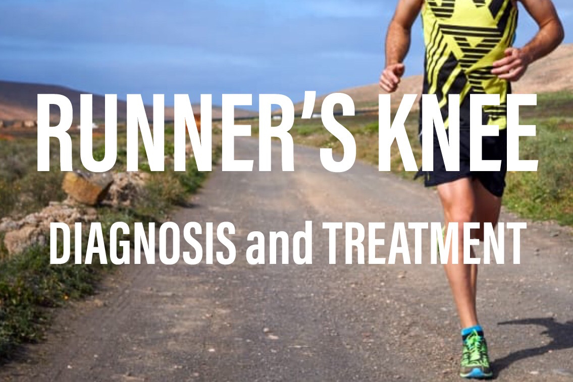 Runner's Knee. What you should know and how you can treat it.