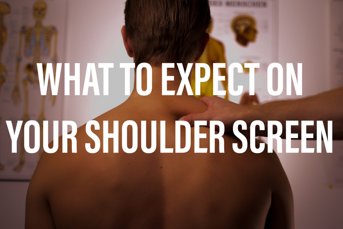 Shoulder Pain Evaluation, What To Expect