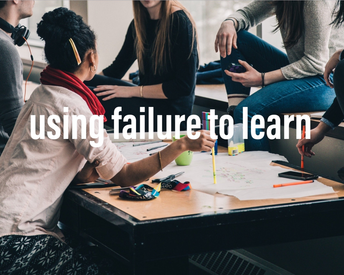 Using failure to learn