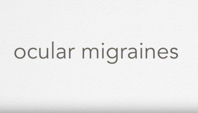 What can I do for my migraine?