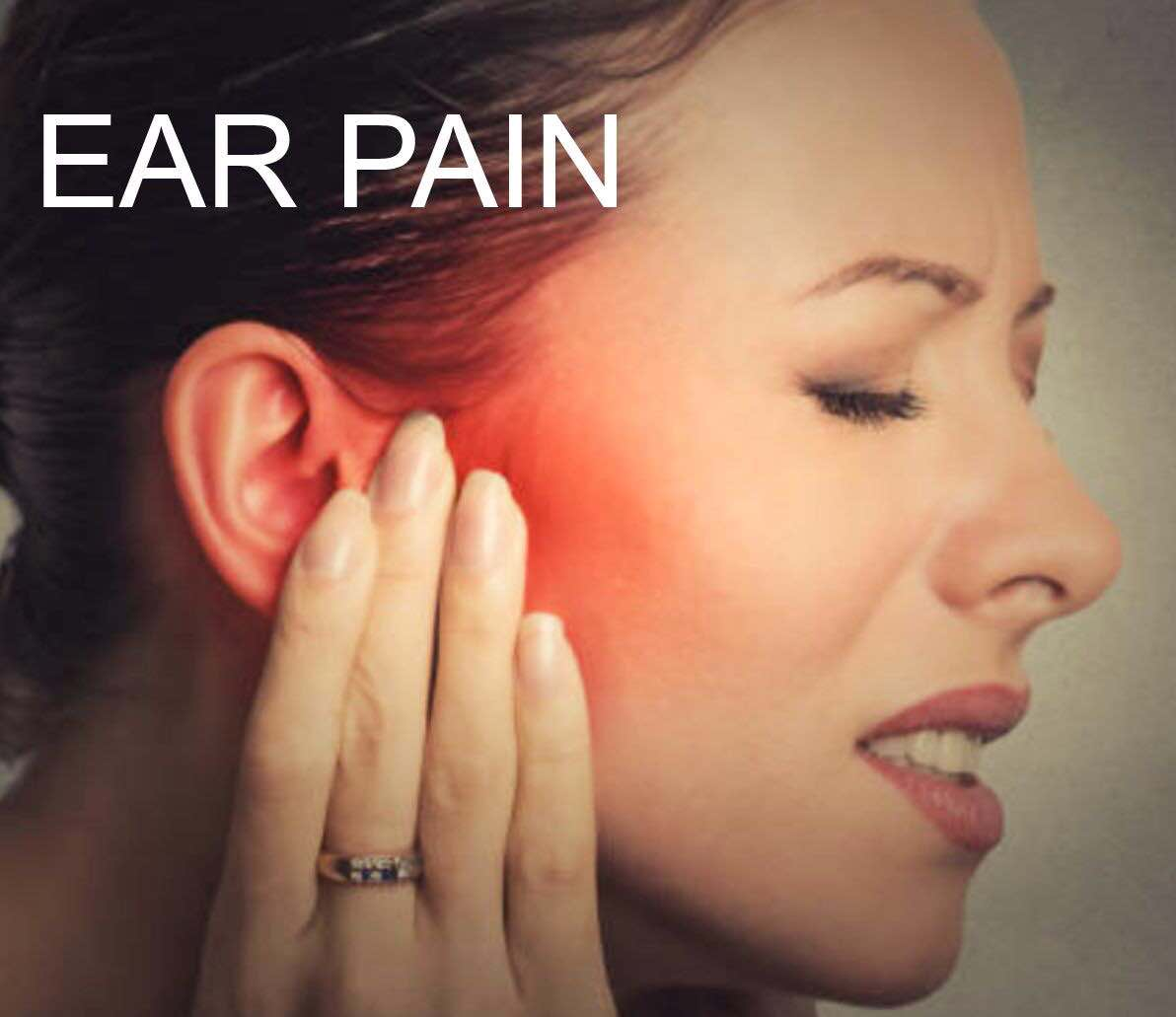 What causes ear pain