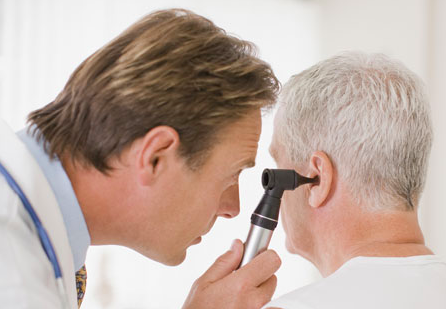 What causes ear pressure?